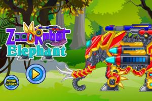Zoo Robot:Elephant