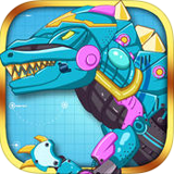 Steel Dino Toy: Mechanic Tyrannosaurus