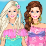 Barbie Ready For Summer: Beach Dresses