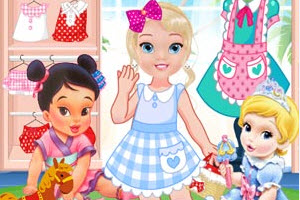 Baby Princess Summer Boutique