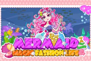 Mermaid Magic Fashion Life game