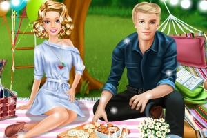 Barbie Picnic Date