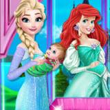 Princesses Baby Room Decor