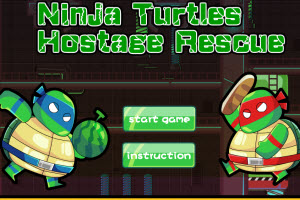 Ninja Turtles Hostage Rescue