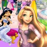 Beautiful Rapunzel Home Makeup