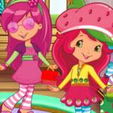 Strawberry Shortcake Shopping Day