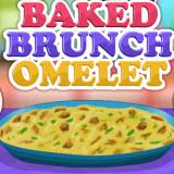Easy to Cook Baked Brunch Omelet