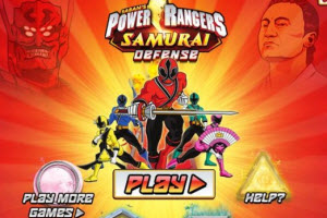 Power Rangers: Samurai Defense