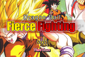 Dragon Ball Fierce Fighting V2.4
