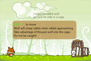 Rabbit Love Wolf