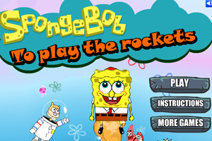 Spongebob Rockets