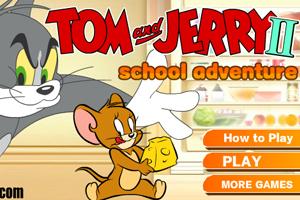 Tom & Jerry School Adventure
