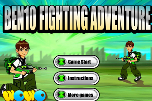 Ben10 Fighting Adventure