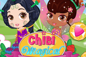 Chibi Magical Creature - Played 5 Times - Play Large Screen Now