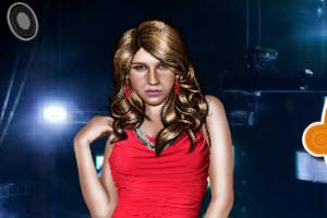 Kesha Party Dressup