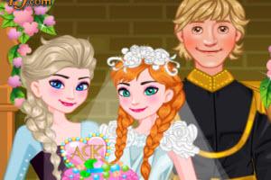 Anna Wedding Cake