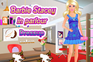 Barbie Stacey In Parlor