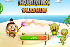 Games like Aborigines