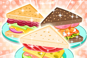 My sandwich shop - cooking games for free