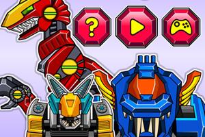 Assemble Super Robots