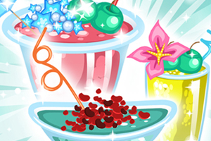Fruits Smoothie Maker - cooking games for girls
