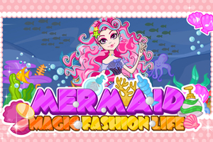 Mermaid Magic Fashion Life game
