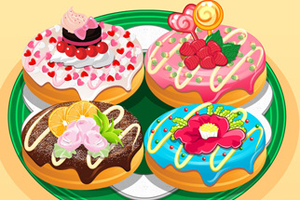 Best Homemade Donuts - Cooking games for free