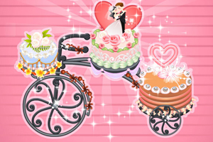 Sweet Wedding Cake Design-cooking game for free