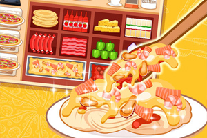 Pizza And Spaghetti Fever - cooking game for free