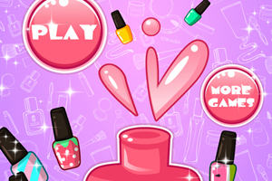 Perfect Nails Contest - Nail Salon games for girls