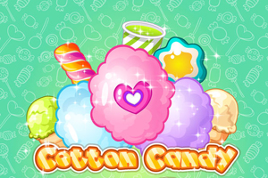 Cotton Candy And Lollipop Crush - Management game