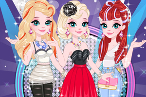 Fashion Stylist Compitition - Girl Dress up Games